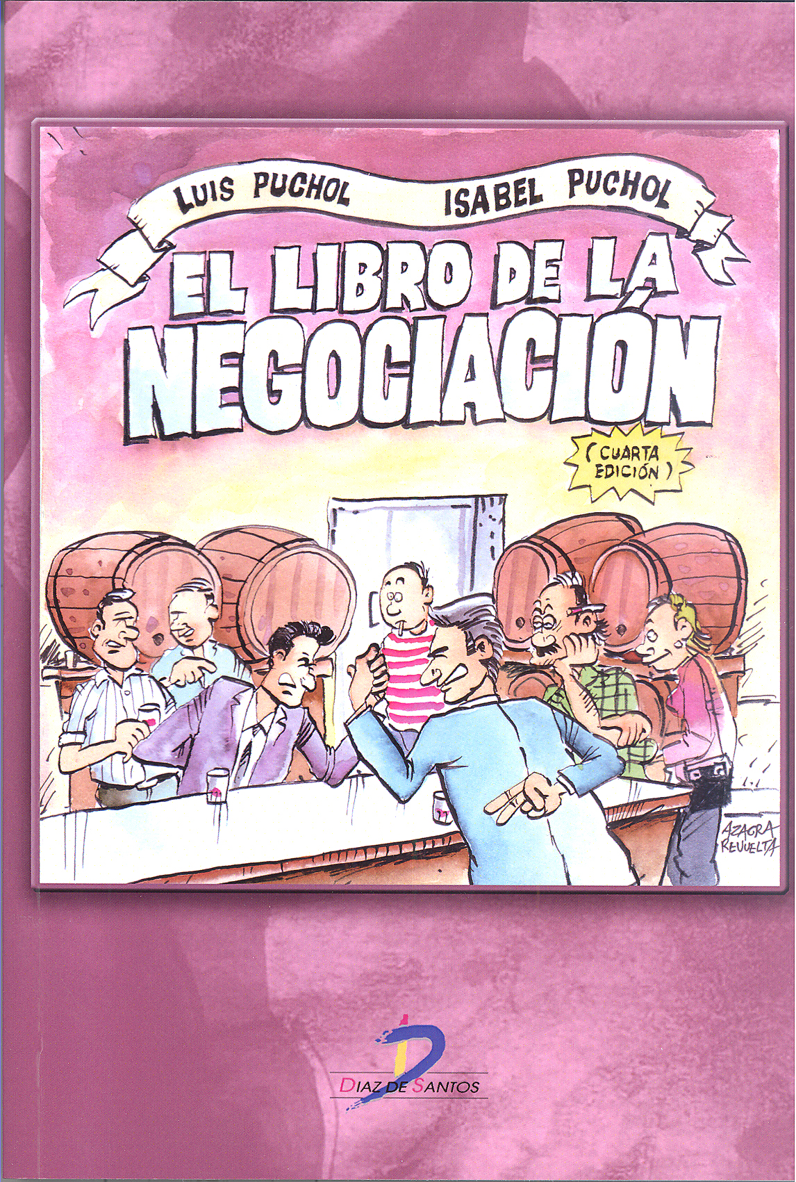 El libro de la negociacion