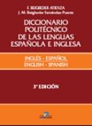 Diccionario politécnico de las lenguas española e inglesa. Vol I