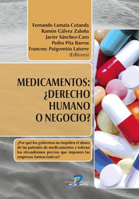 Portada de Medicamentos: ¿Derecho humano o negocio?