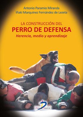 La construcción del perro de defensa