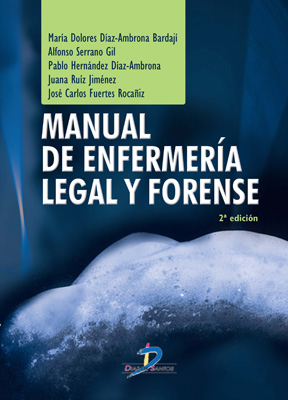 Manual de enfermería legal y forense