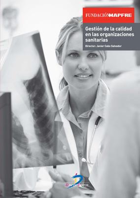Portada de Gestión de la calidad en las organizaciones sanitarias